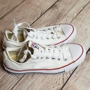 Converse White All Star Sneakers